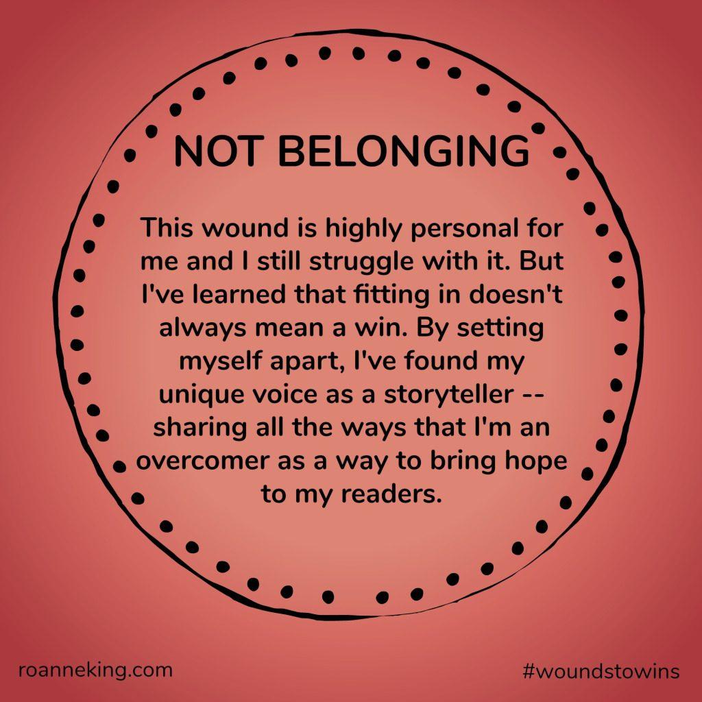 Not Belonging