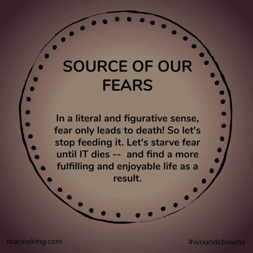 source of fears