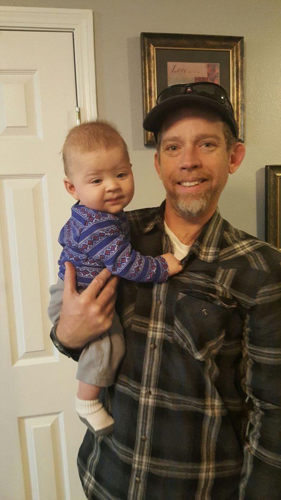 Grandpa and Kaydn